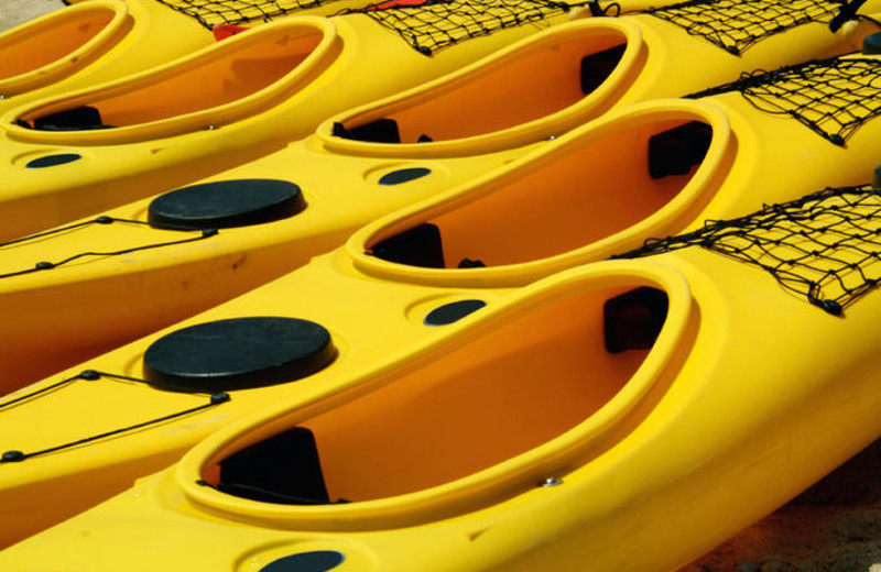 Kayak Adventures near Pismo Lighthouse Suites