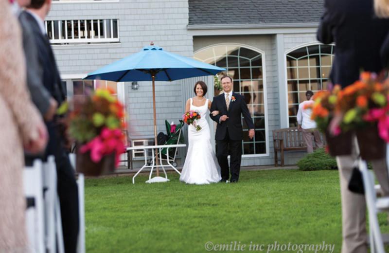 Wedding at Stage Neck Inn.