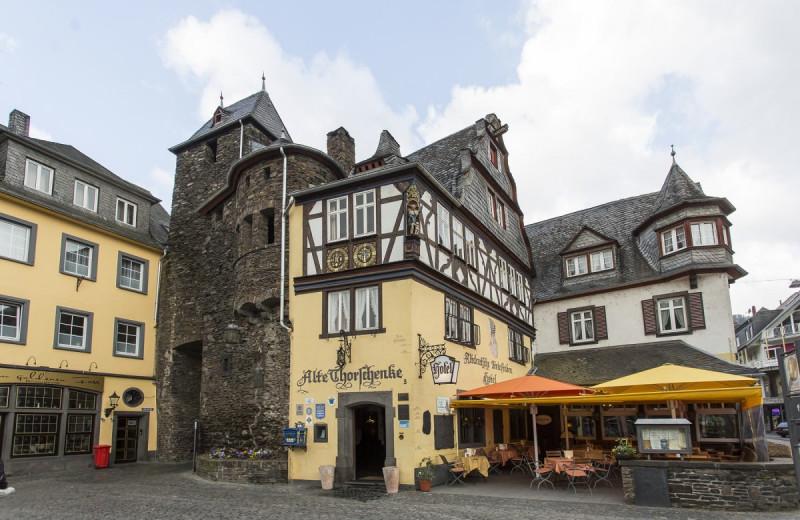 Exterior view of Alte Thorschenke.