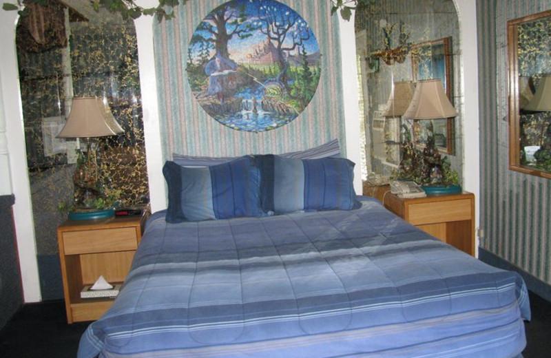 The Fantasy Room at Bennett Bay Inn.