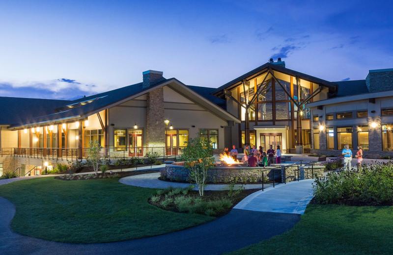 Exterior view of Liberty Mountain Resort