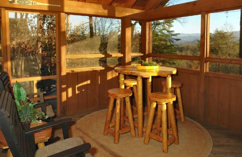 Interior View at Hidden Mountain Resorts