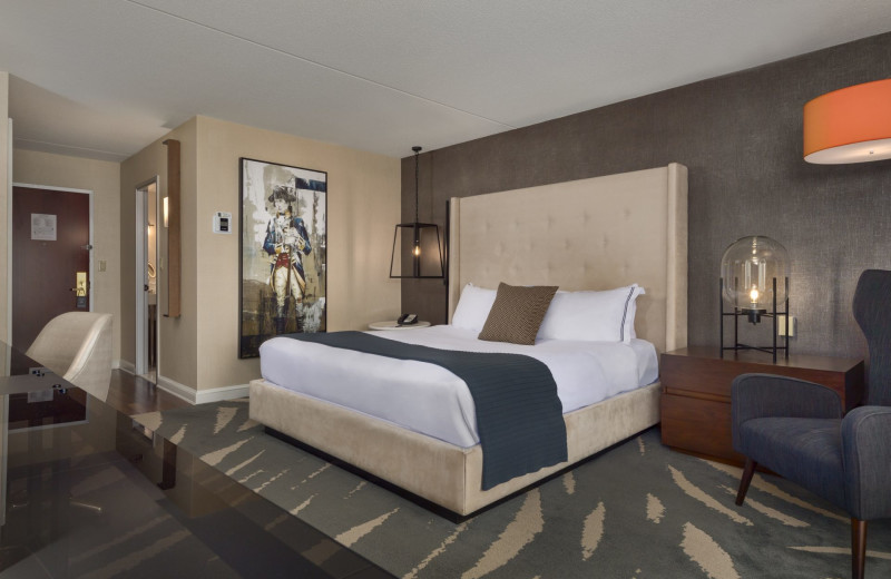 Guest Room at The Revere at Boston Commons