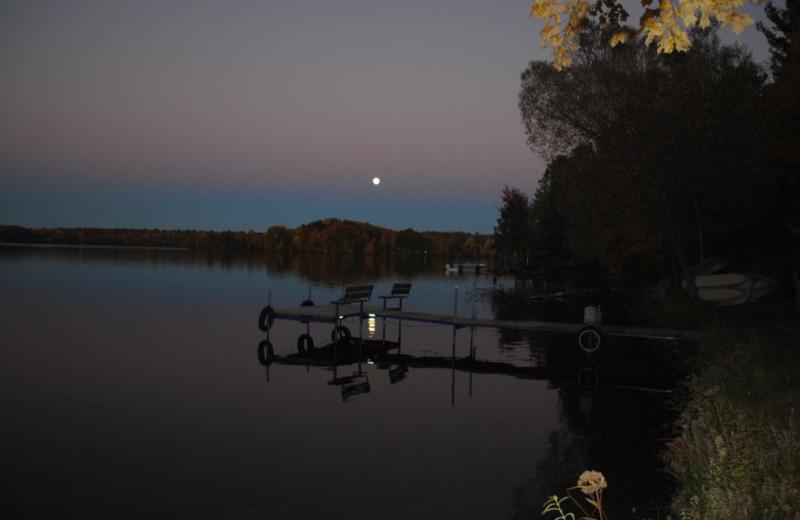 Lake view at Lakeland Rental Management