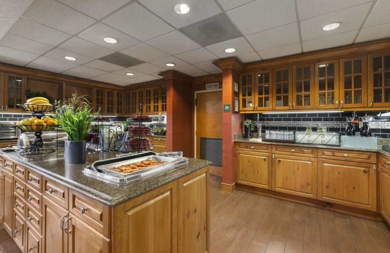 Dining at Homewood Suites Phoenix-Scottsdale.