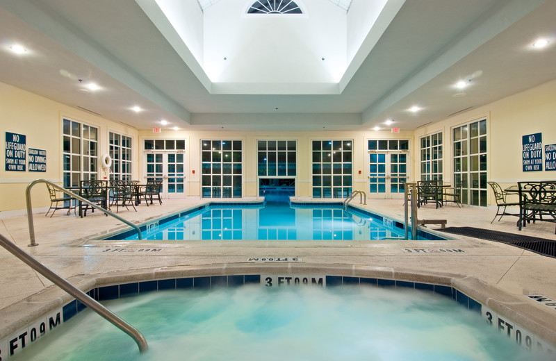 Indoor pool at Holiday Inn Club Vacations South Beach Resort.