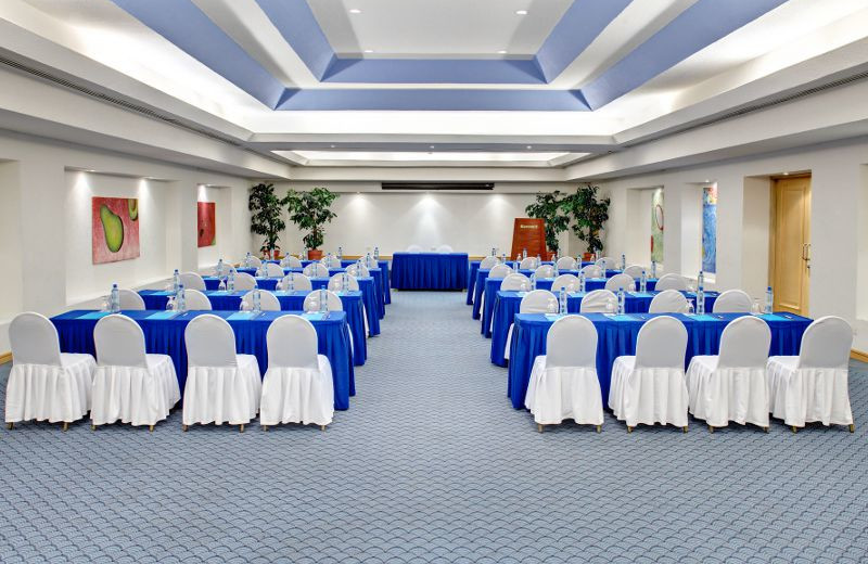 Conference Room at Barcelo Costa Cancun