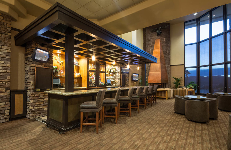 Bar at Prescott Resort & Conference Center.