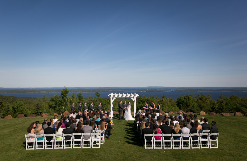 Weddings at Point Lookout Resort and Conference Center