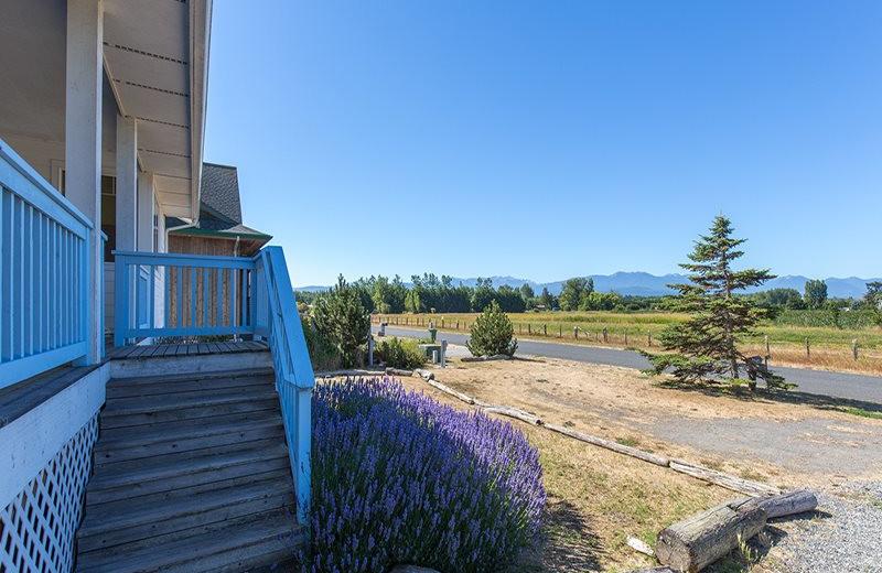 Rental exterior at Sequim Valley Properties.