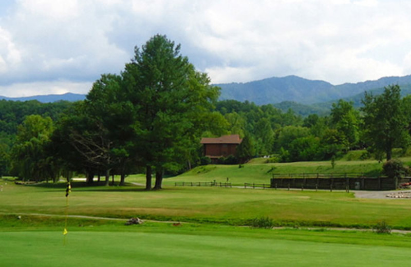 Bent Creek Golf Course near Elk Springs Resort.