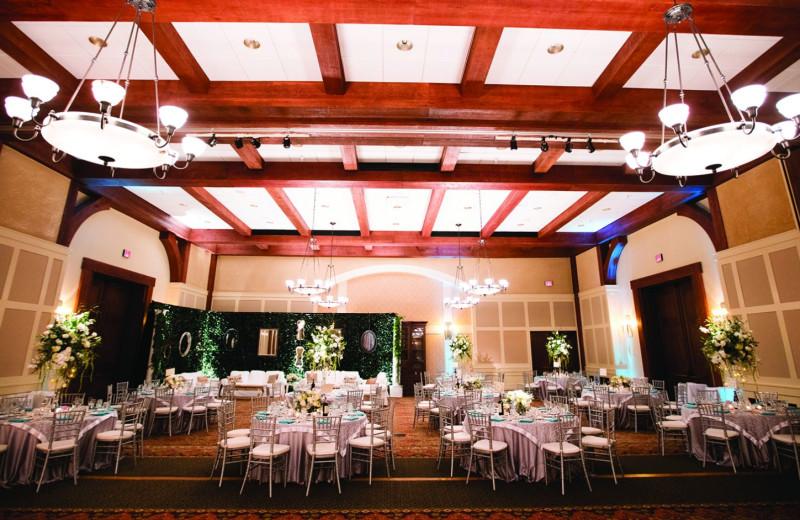 Weddings at Boar's Head Resort.