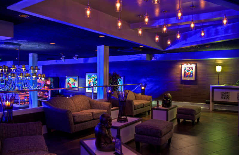 The Executive Lounge at Ascend Hotel Collection-The Woodlands Inn.