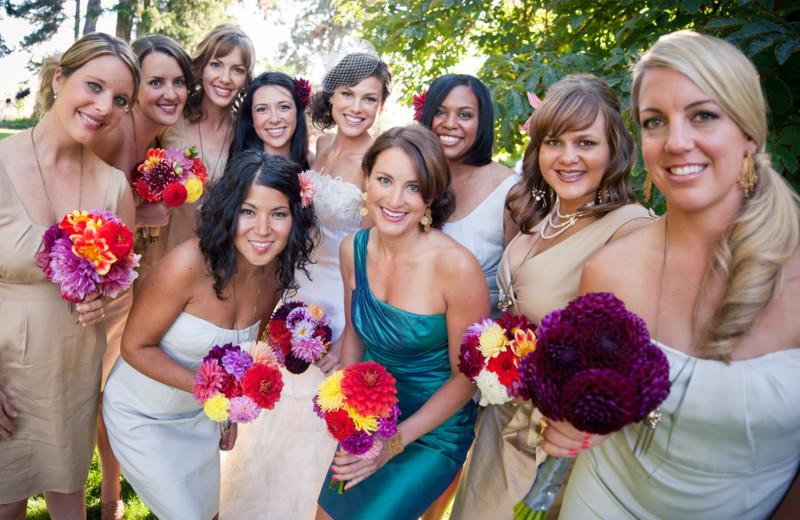 Wedding at Balch Hotel.