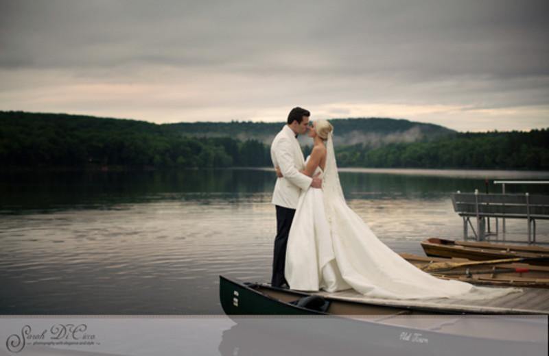 Outdoor Wedding Venue at Skytop Lodge