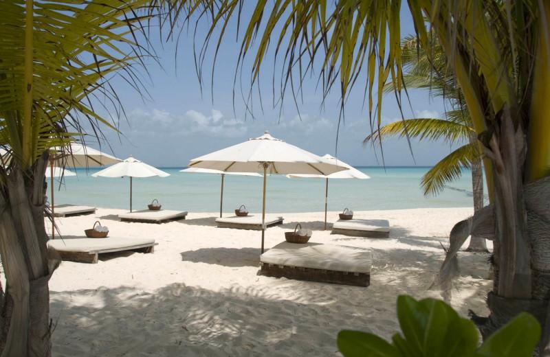 Beach at Na Balam.