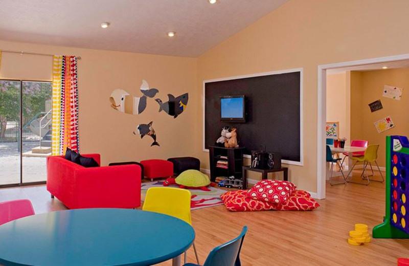 Kids room at La Torretta Lake Resort & Spa.