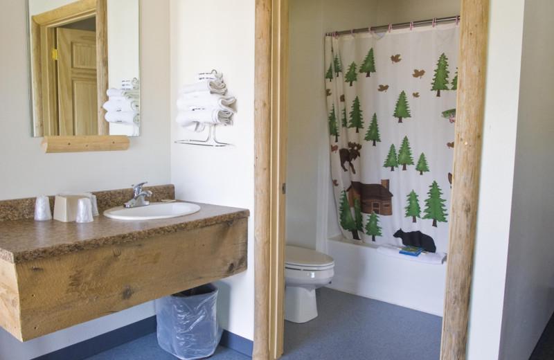Interior View at Big Bear Motel