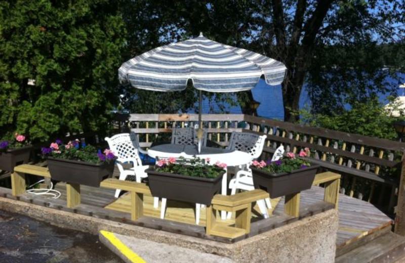 Pool Deck at Summerset Inn Resort