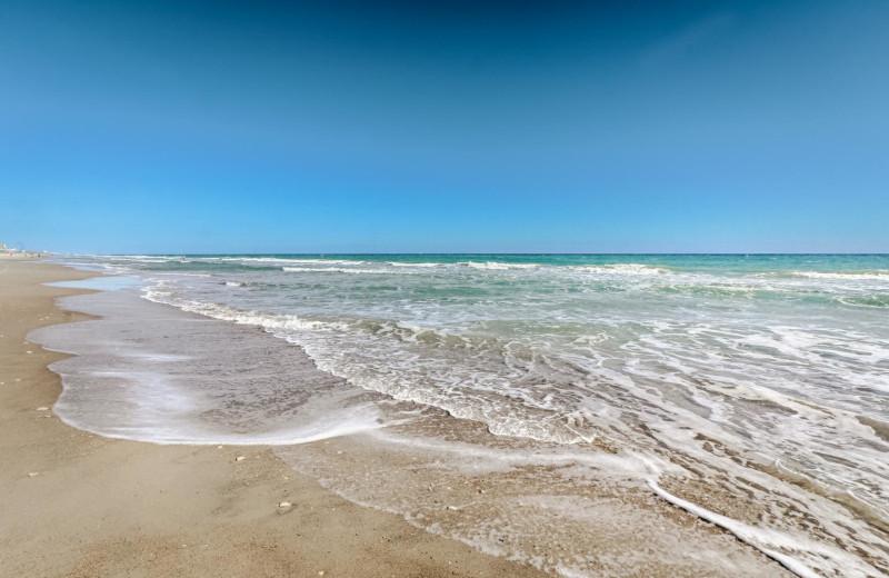 Beach at Realty World - First Coast Realty.
