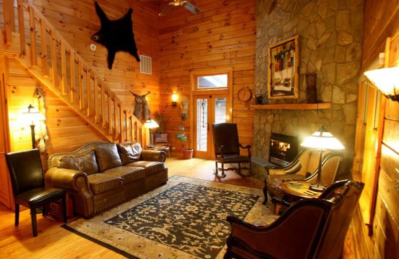 Main Level at Rivers Ridge Lodge