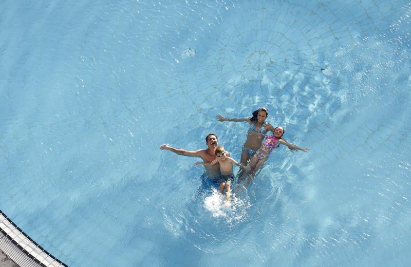 Pool at Prince Waikiki.