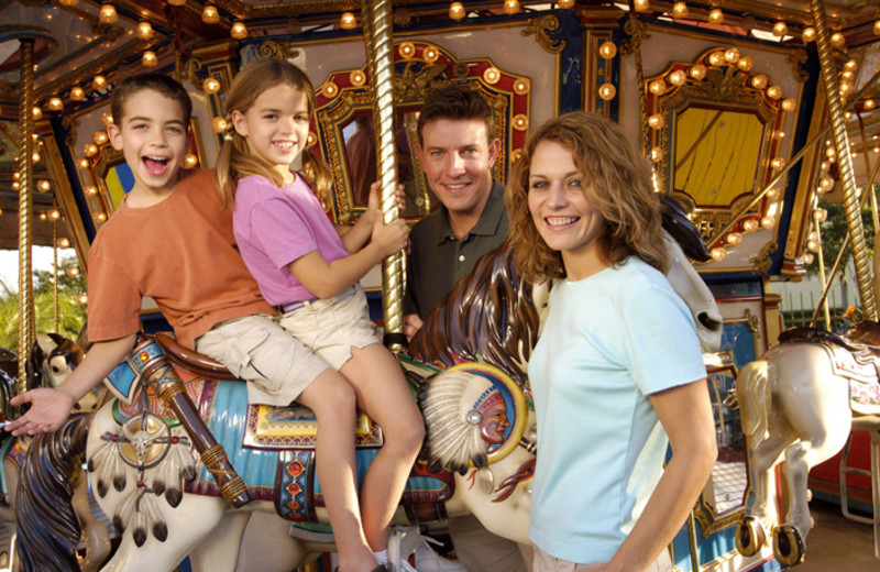 Family activities near Aquarius Motor Inn.