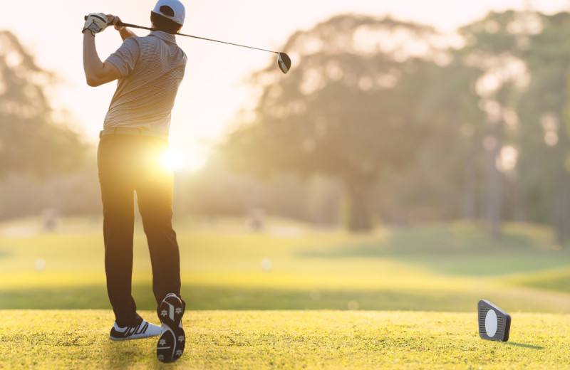 Golf near Bakers Branson Vacation Rentals.