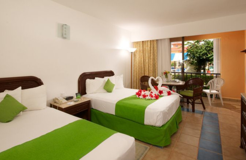 Guest Room at Hotel Cozumel & Resort
