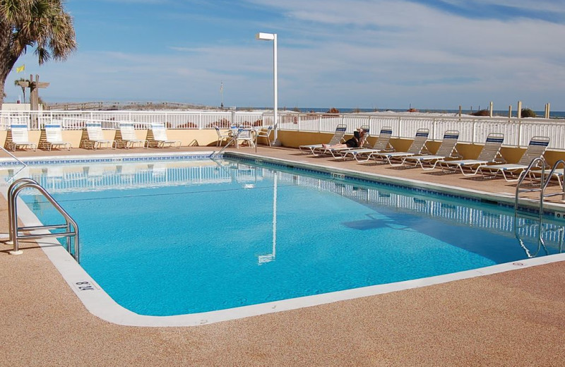 Rental pool at Anchor Vacations, Inc.