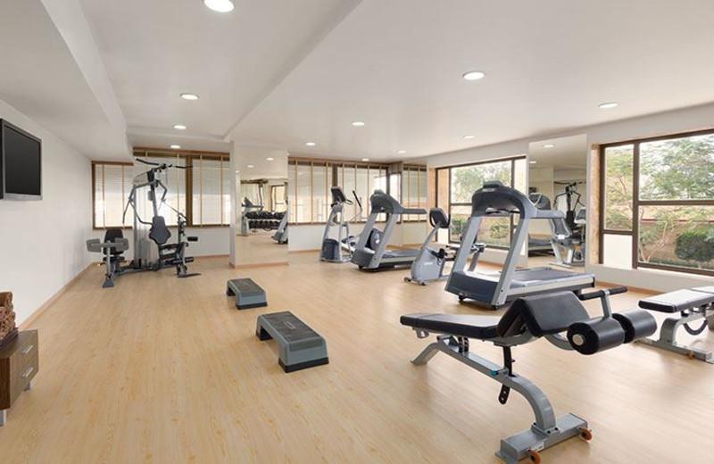 Fitness Center at Ramada Resort Dead Sea