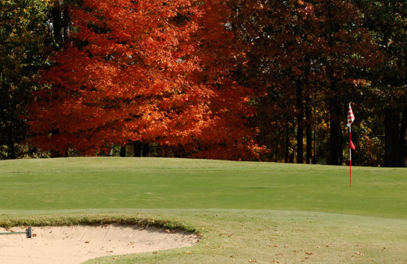 Golf course at Red Apple Inn and Country Club.