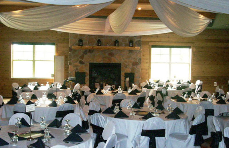 Ceiling - draping