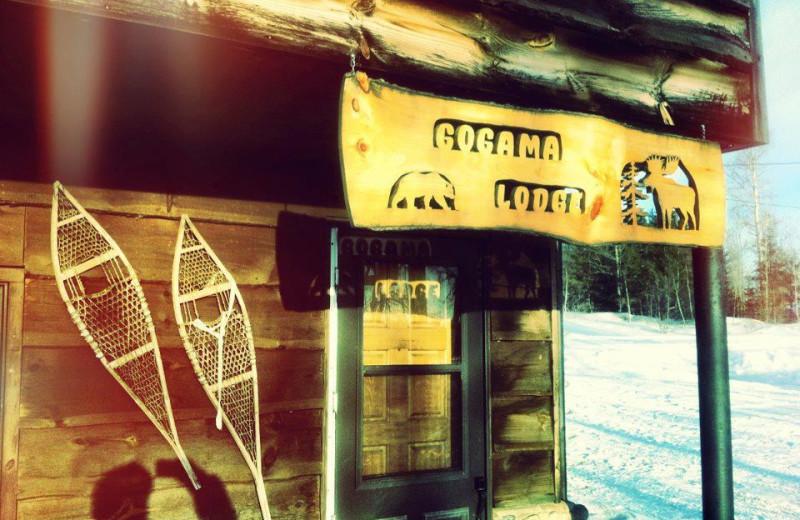Welcome to Gogama Lodge