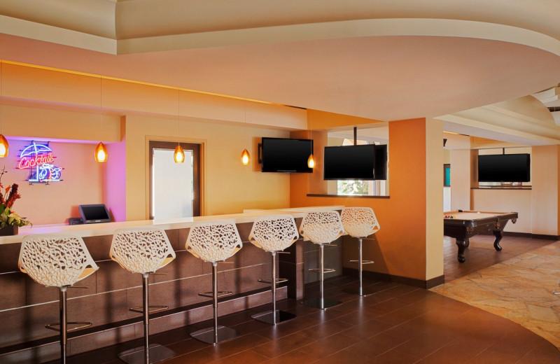 Oasis Den Bar at The Westin Mission Hills Resort & Spa.