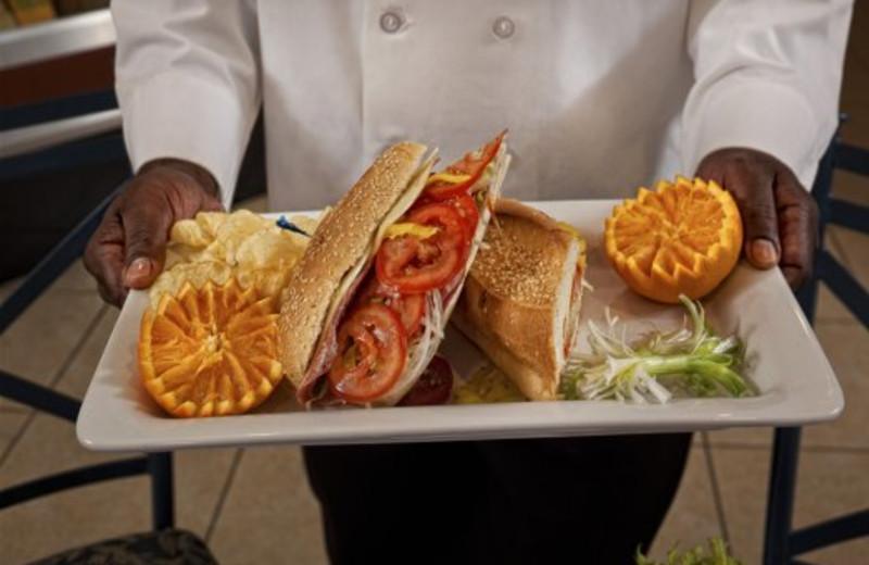 Food at Westgate Vacation.