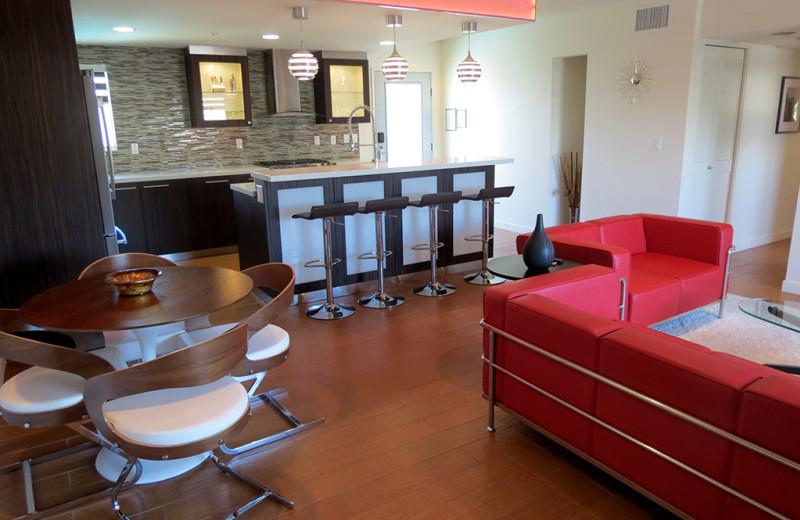 Suite interior at Random Haus.