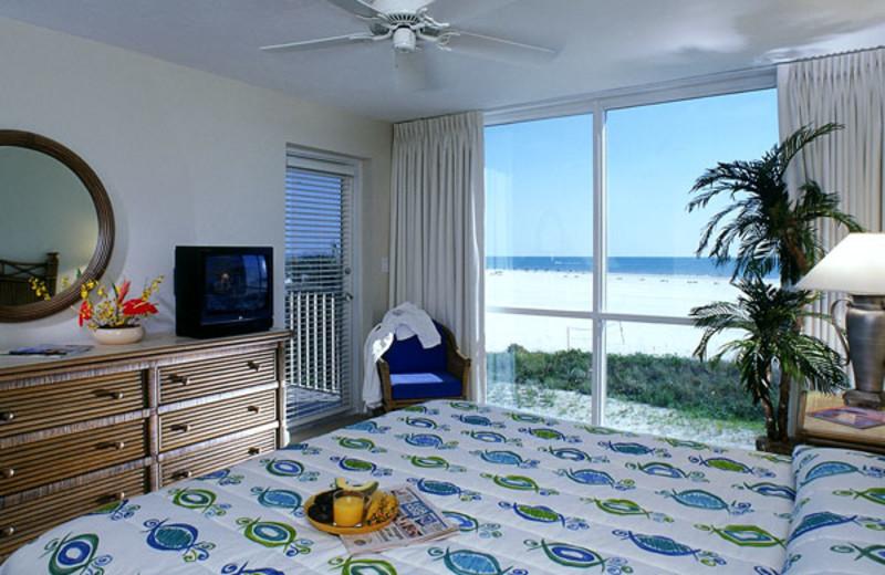Suite Interior at Gullwing Beach Resort