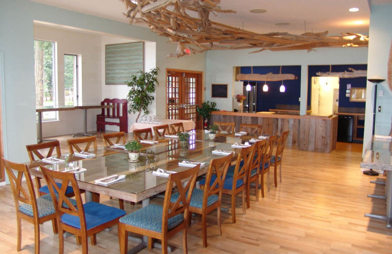 Dining Area at Fresh Start Health Retreat Centers