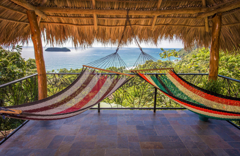 Hammocks at Vista Oceana.