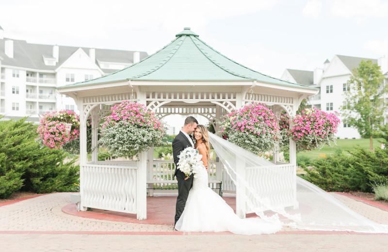 Weddings at The Osthoff Resort.