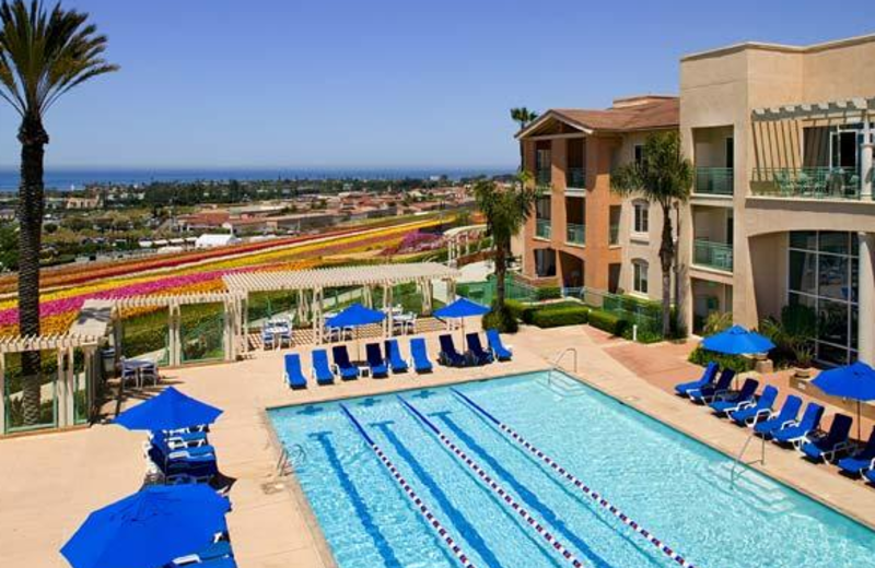Palisade UTC is a luxury apartment community in San Diego, CA