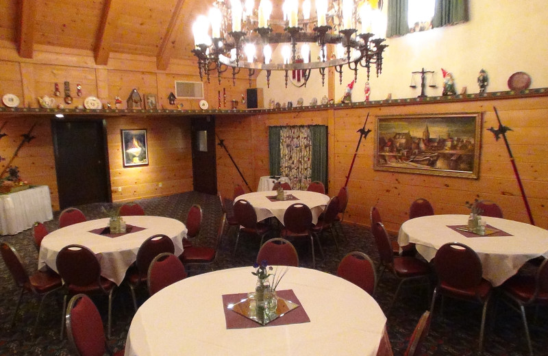 Conferences at Bavarian Inn of Frankenmuth.