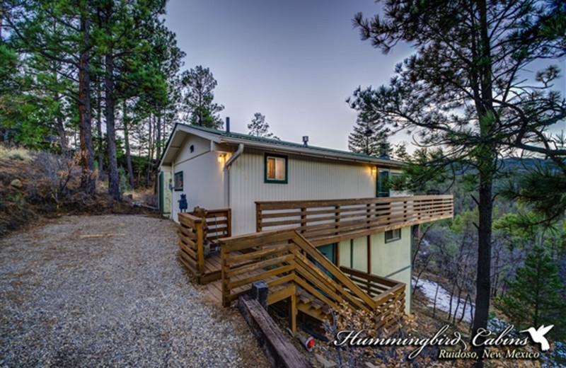 hummingbird cabins ruidoso nm