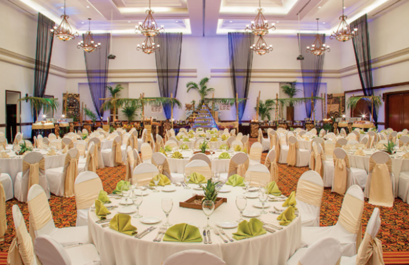 Banquet/Ballroom Facilities at Hyatt Zilara - Cancun