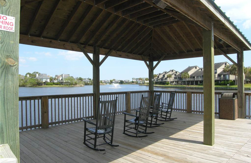 Dock at Litchfield Real Estate.