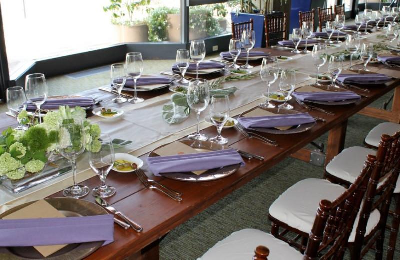 Ranch Dining Area at Carmel Valley Ranch