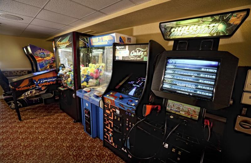 Video arcade at Westgate Town Center.