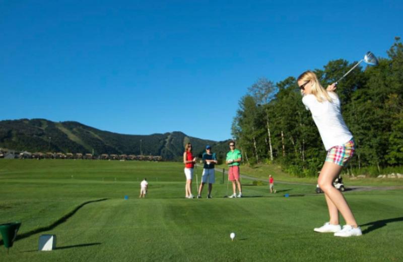 Golf near The Killington Group.