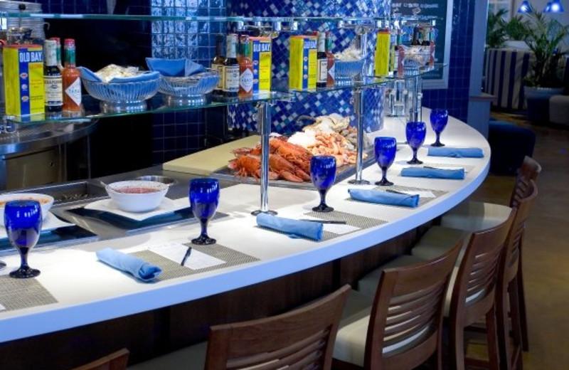 Resort bar at Gold Key Resorts.